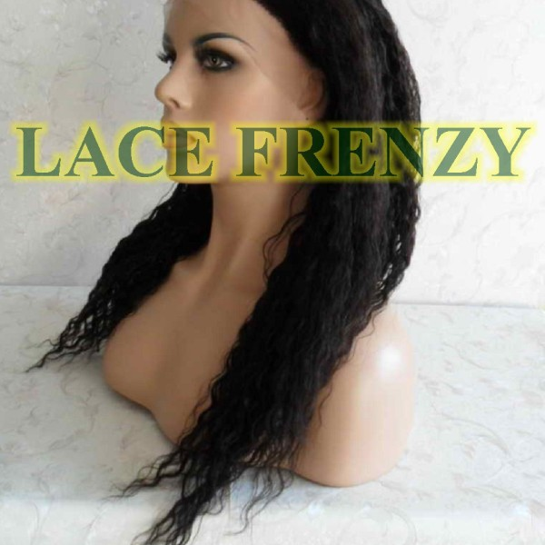 Shilo - 20 Inches - Curly U-Part Lace Wig - Lace Frenzy ...