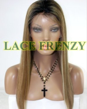 Laurie - 20 Inches - Custom Full Lace Wig