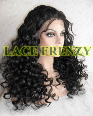Gigi - Big Curls - Lace Front Wig