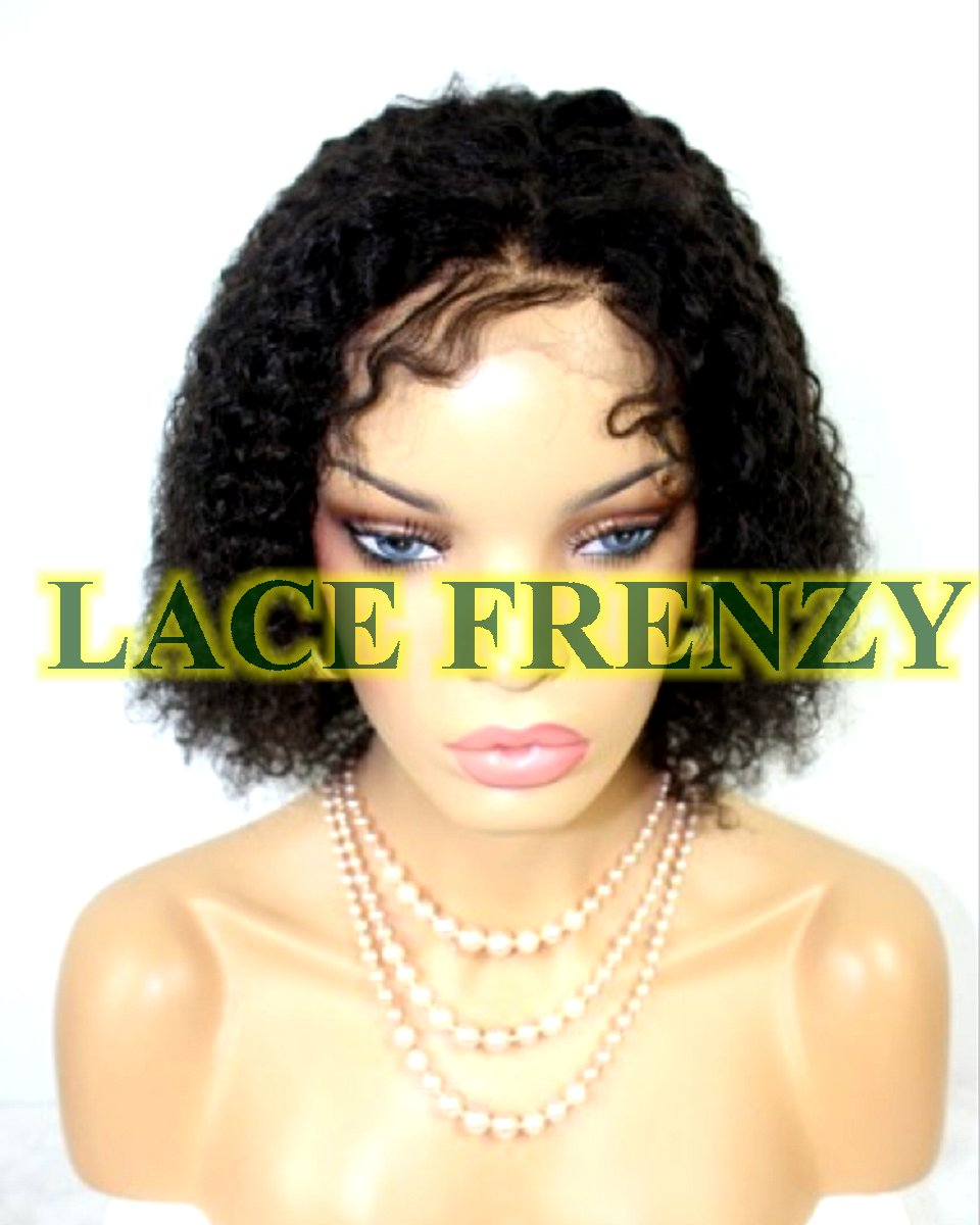 Rory - Afro Kinky - Full Lace Wig