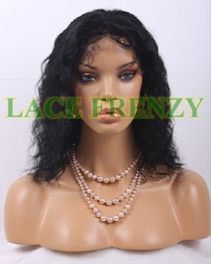 Renee-12 Inches- Body Wave - Full Lace Wig