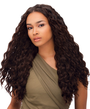 Indian Virgin Hair - Natural Wavy - 200g Machine Weft Bundle Kit