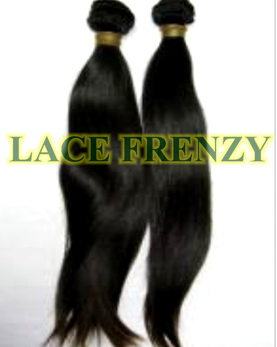 Cambodian virgin natural straight bundle kit