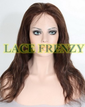 Veda - Natural Straight Malaysian Virgin Glue-less Lace Wig