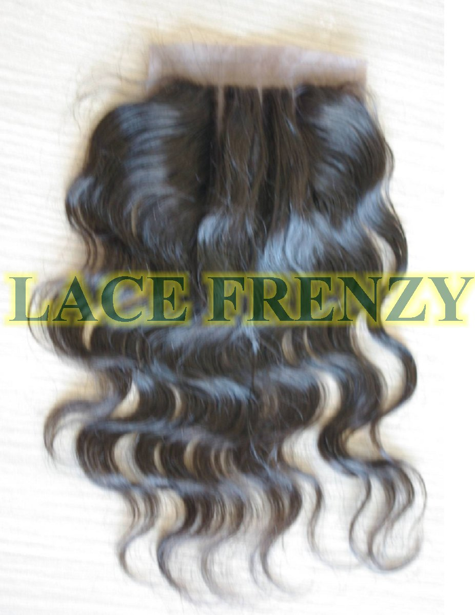 Three part top closure