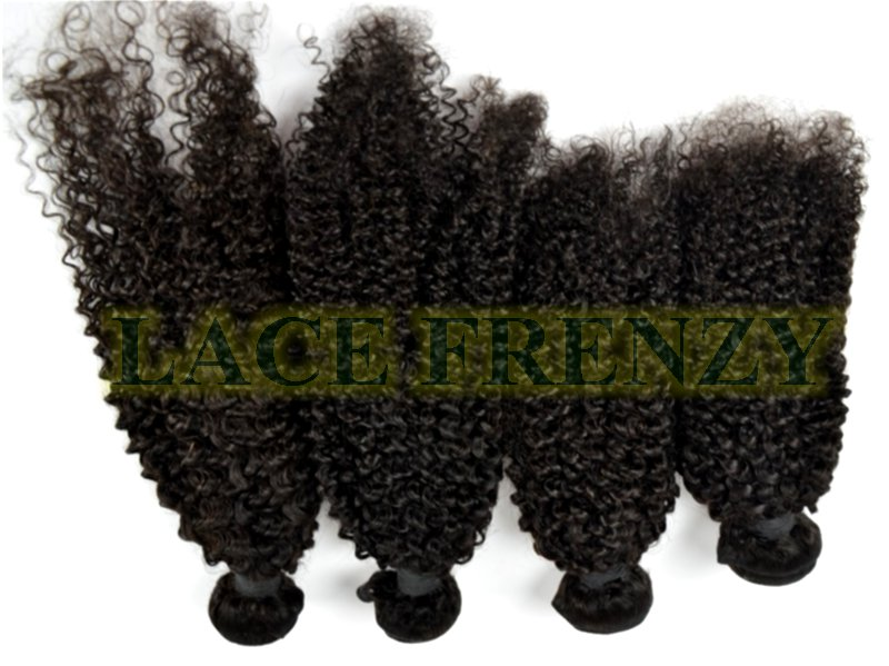 Peruvian virgin pond hair bundle kit
