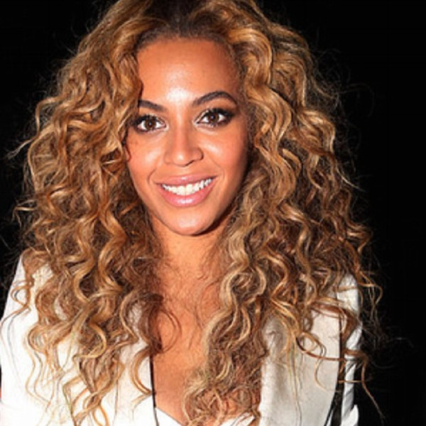 Beyonce Curly Two Toned Custom Celebrity Lace Wig