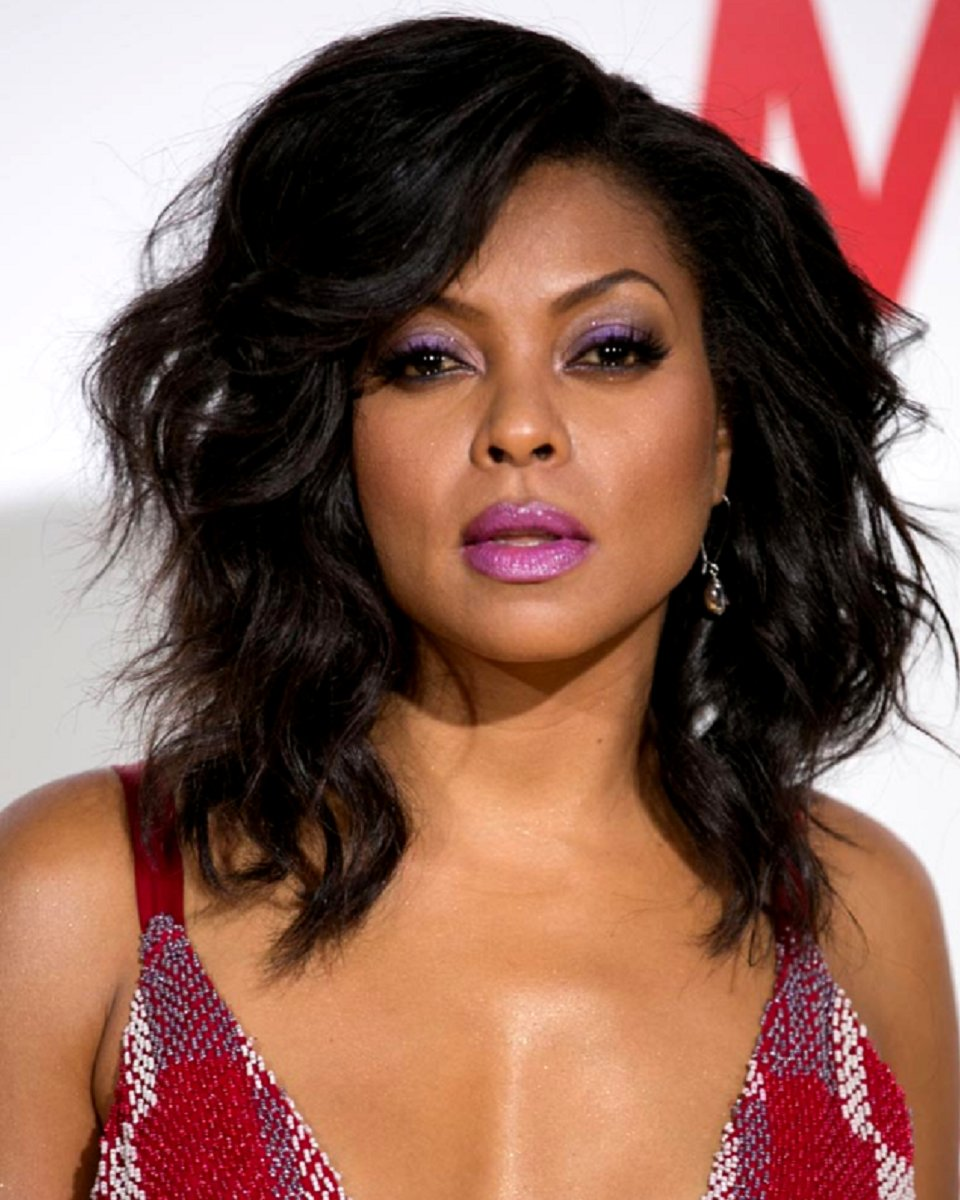 Taraji P Henson Bob Cut Custom Celebrity Lace Wig