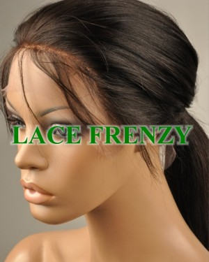 Yaki - Indian Remy Hair - Glueless Lace Wig