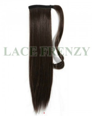 Grade 6a Virgin Hair - Silky Straight - Ponytail
