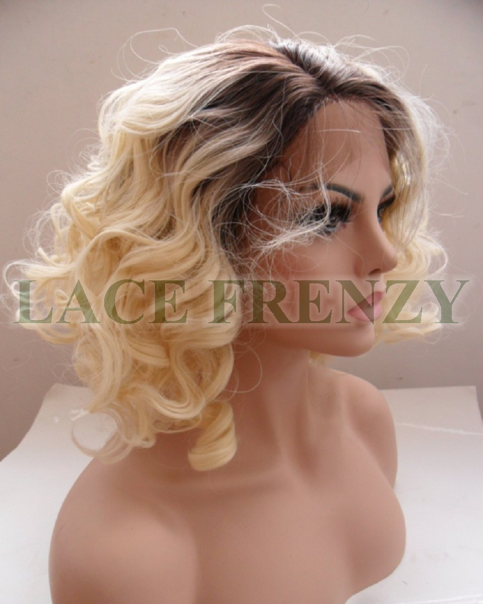 Monroe - Body Curl - TToned - Lace Front Wig