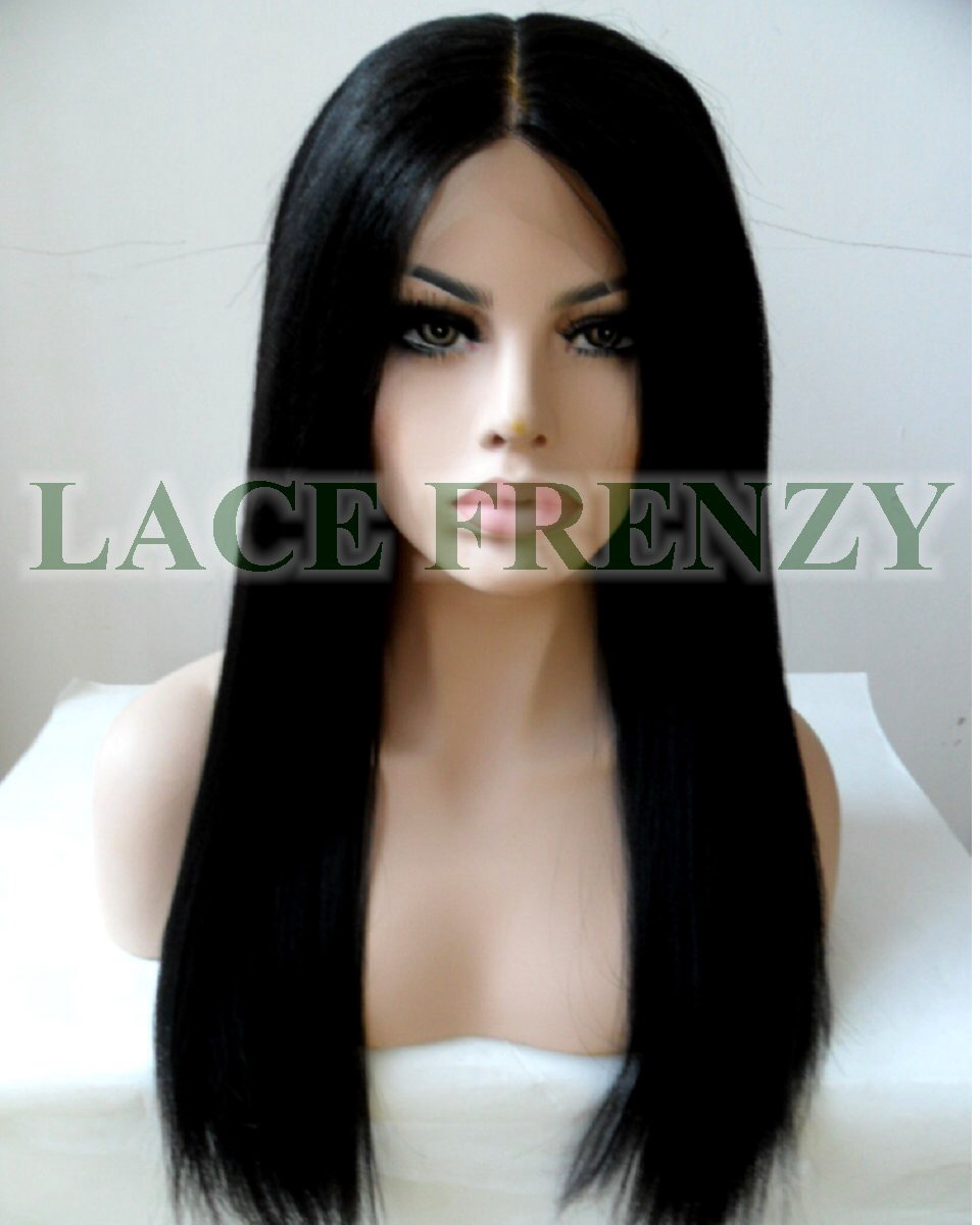 Jada- Straight- Centerpart - Lace Front Wig