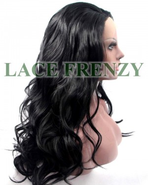 Bobbi - Slight Wavy - Lace Front Wig