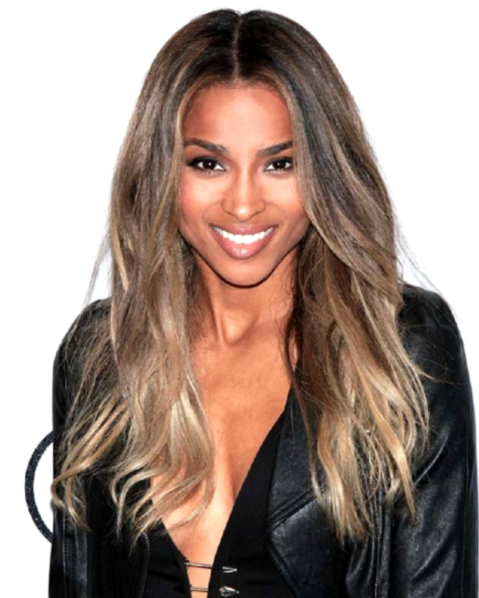 Ciara – Layered- Two Toned - Celebrity Custom Lace Wig