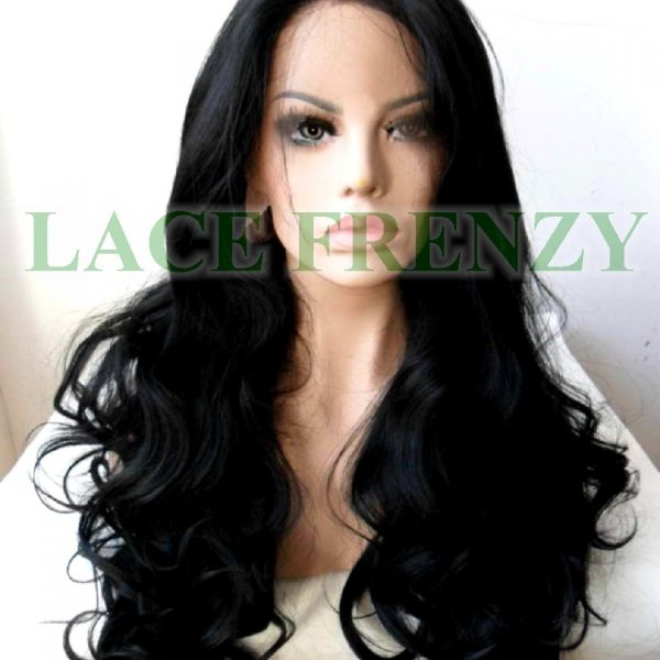 Hanna Body Curl Lace Front Wig Lace Frenzy Wigs