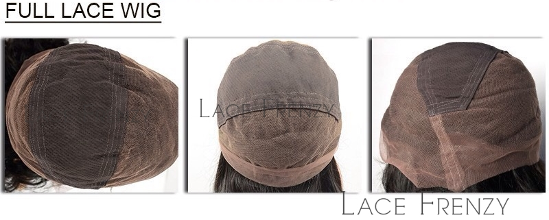 full lace wig cap lace frenzy wigs