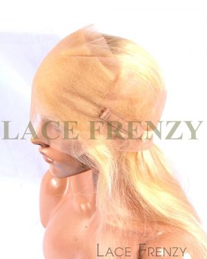 Brazilian Virgin Human Hair - Straight - 360 Lace Frontal