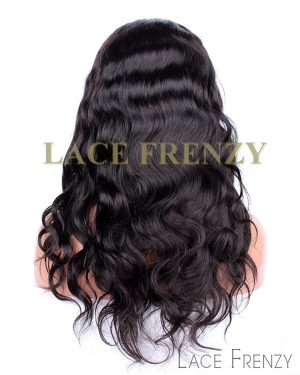 Virgin Human Hair - Body Wave- Full Thin Skin Wig