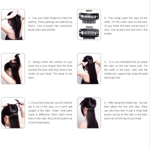 clip-in-instructions