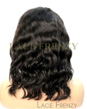 Rohailey - Indian Remy Hair - Loose Wave- Silk Top Lace Front Wig