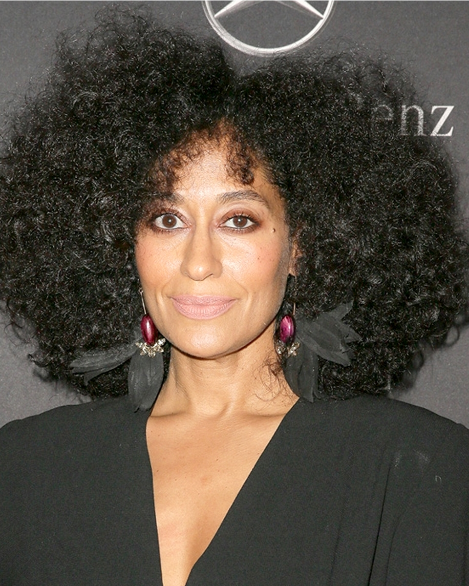Tracee Ellis Ross- Afro Curly - Custom Celebrity Lace Wig