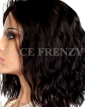 Vera - Wavy - Brazilian Virgin Human Hair - Silk Top Full Lace Wig