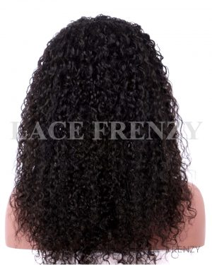 Virgin Human Hair - Kinky Curly- 360 Frontal Wig