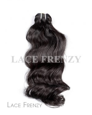 Natural Wave - Raw Indian Human Hair 100G Machine Weft