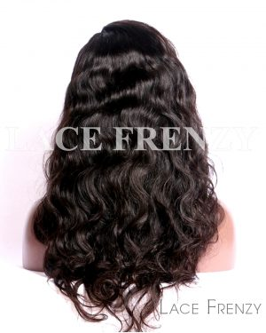Tory - Wavy - Virgin Human Hair Lace Front Wig