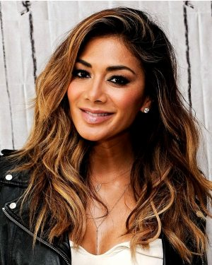 Nicole Scherzinger- Loose Wave - Celebrity Custom Lace Wig