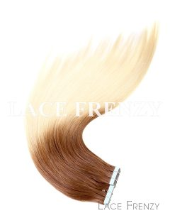 Ombre'- 40Pcs -Double Drawn Tape-In Hair Extension