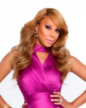 Tamar Braxton- Body Wave - Custom Celebrity Lace Wig