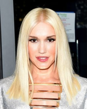 Gwen Stefani - Straight Bob Cut- Custom Celebrity Lace Wig