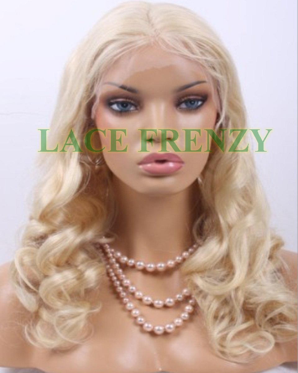 Mackenzie - Body Curl - Virgin Full Lace Wig