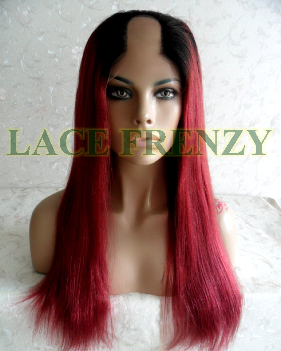 Arianne- TToned - Straight - Custom Upart Lace Wig