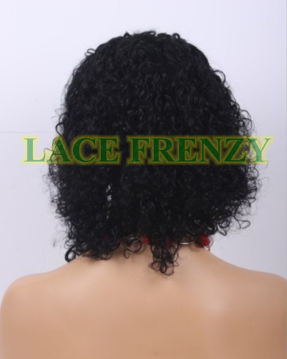 Jamie - Curly - Full Lace Wig