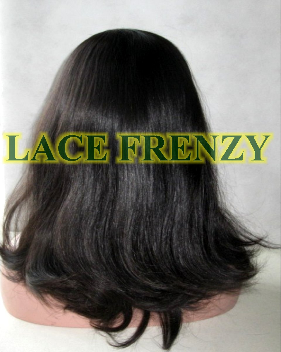 Phyllicia - 16 Inches - European Virgin Hair - Full Lace Wig