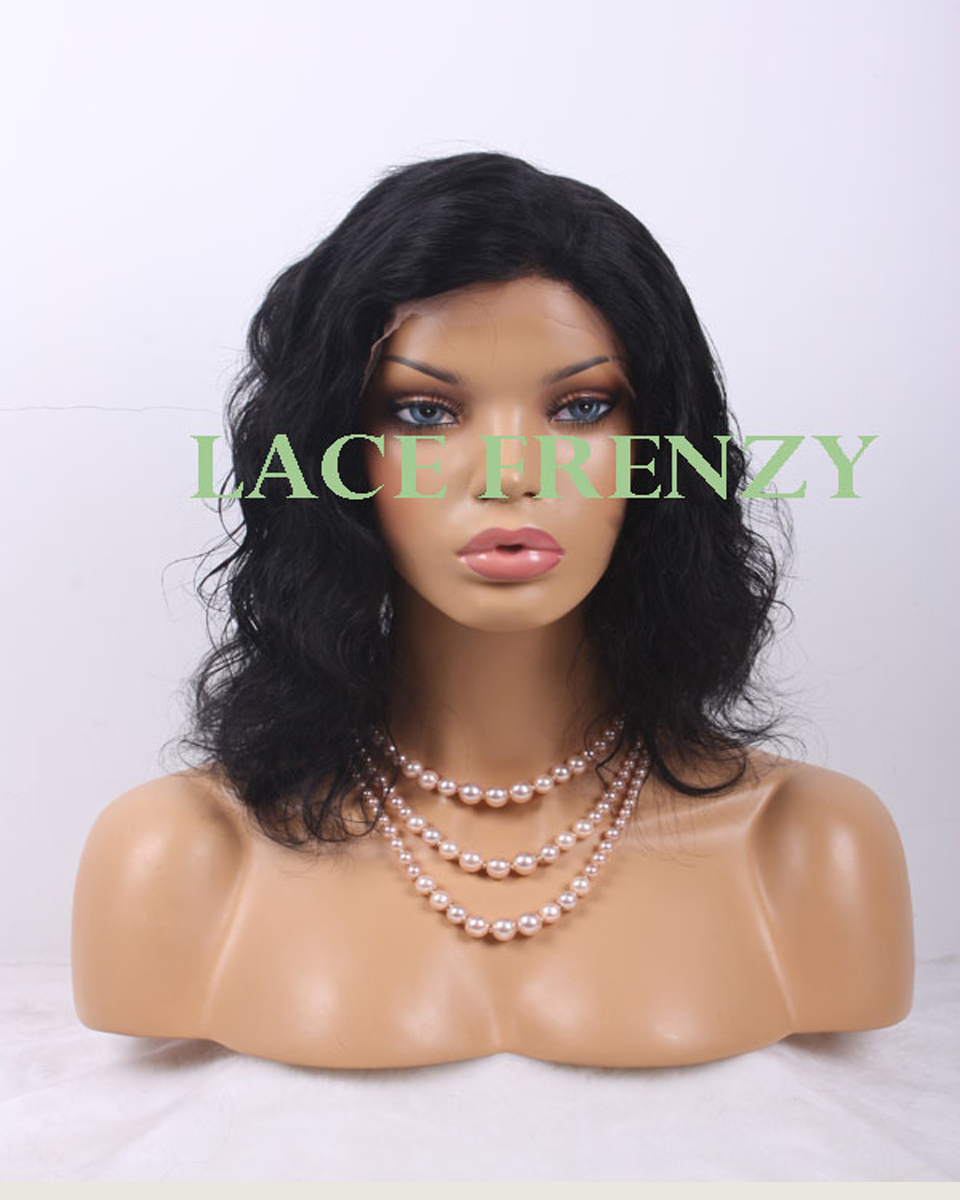 Yvonne - Body Wave - Indian Remy Hair - Full Lace Wig