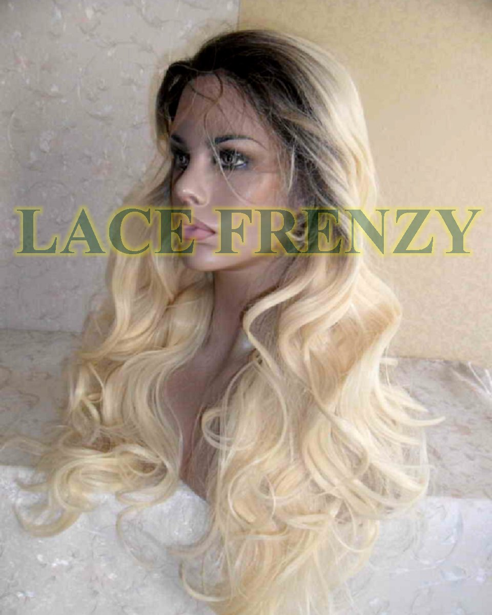 Cherry - Two Toned - Lace Front Wig