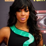 KELLY ROWLAND HAND TIE BANG LOOSE CURL PROD IMAGE