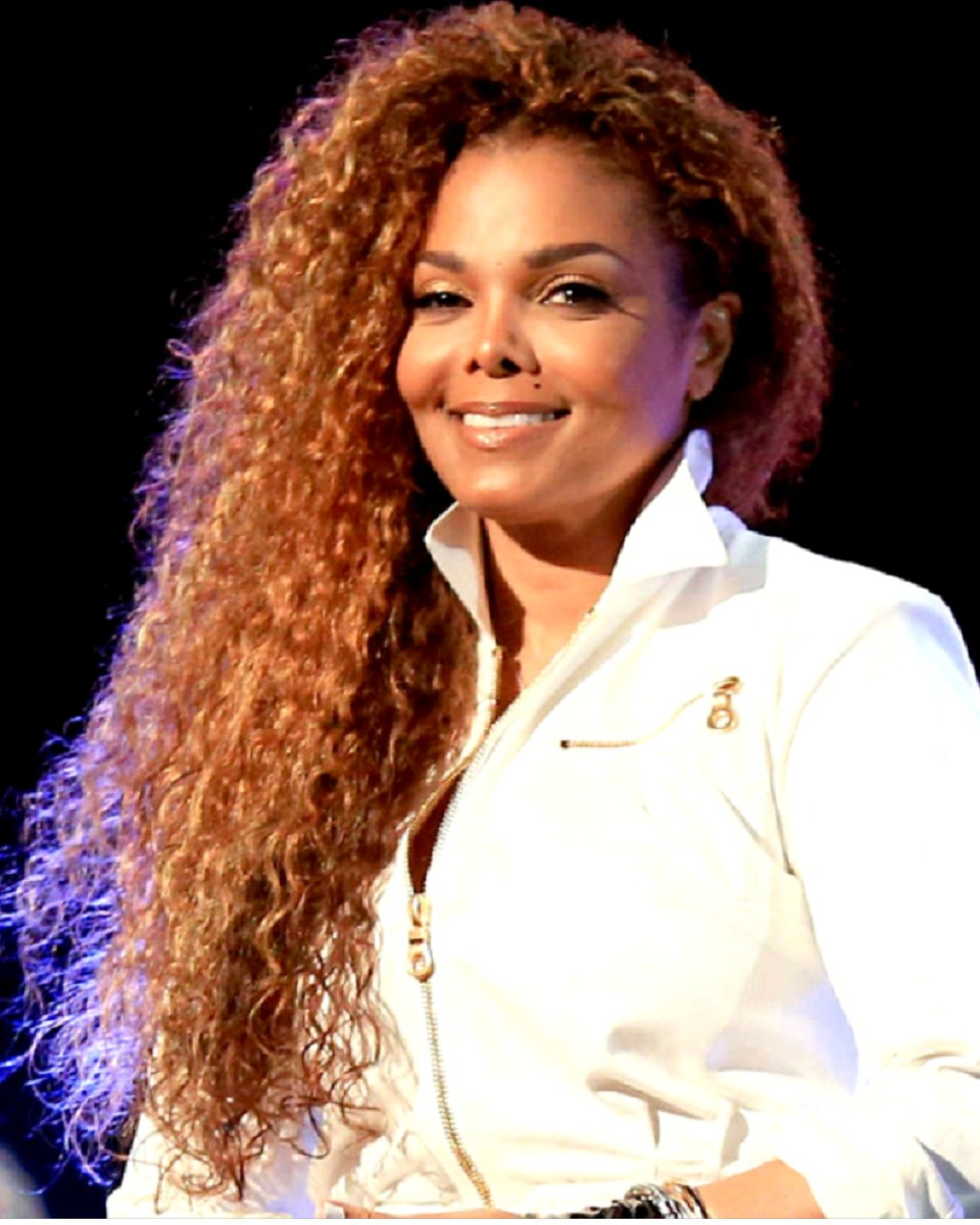 Janet Jackson - Tight Curls - Custom Celebrity Lace Wig