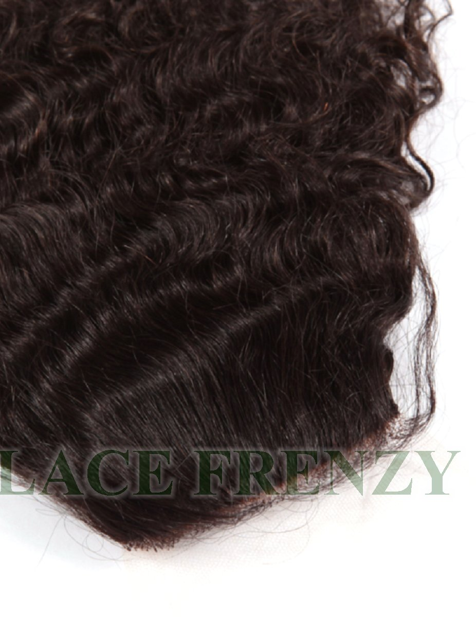3.5x4 silk base top closure