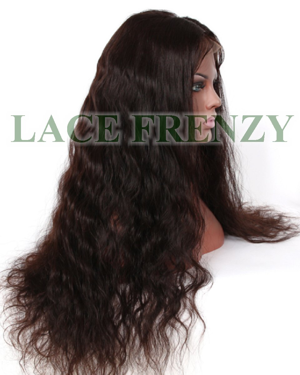 Baelynn - 26 Inches - Natural Wave - Indian Remy Hair - Full Lace Wig