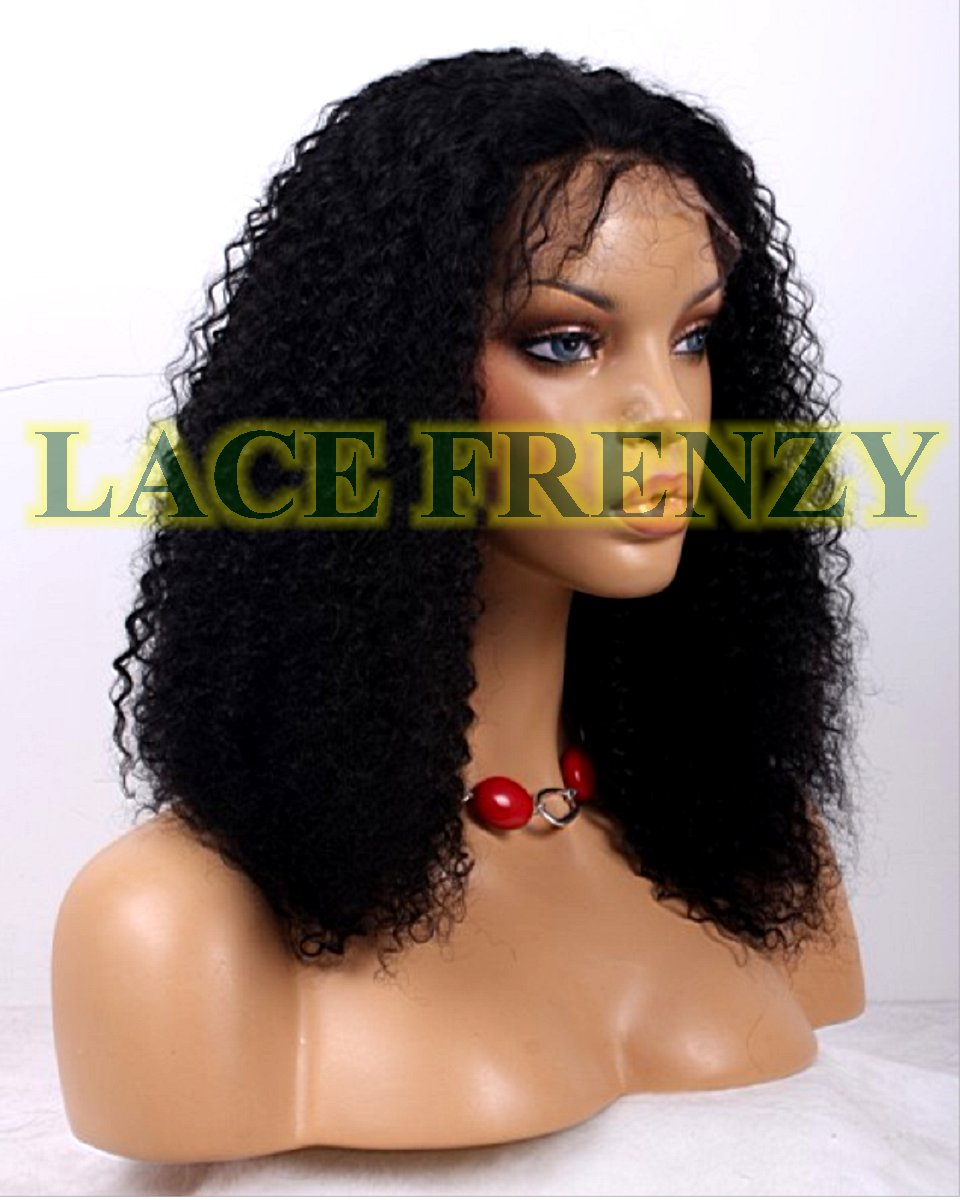 Egypt - Afro Curl - Full Lace Wig