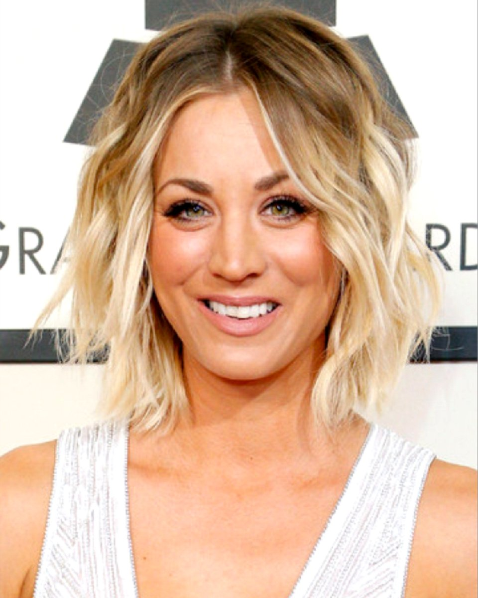 Kaley Cuoco Bob Styled Custom Celebrity Lace Wig Lace Frenzy