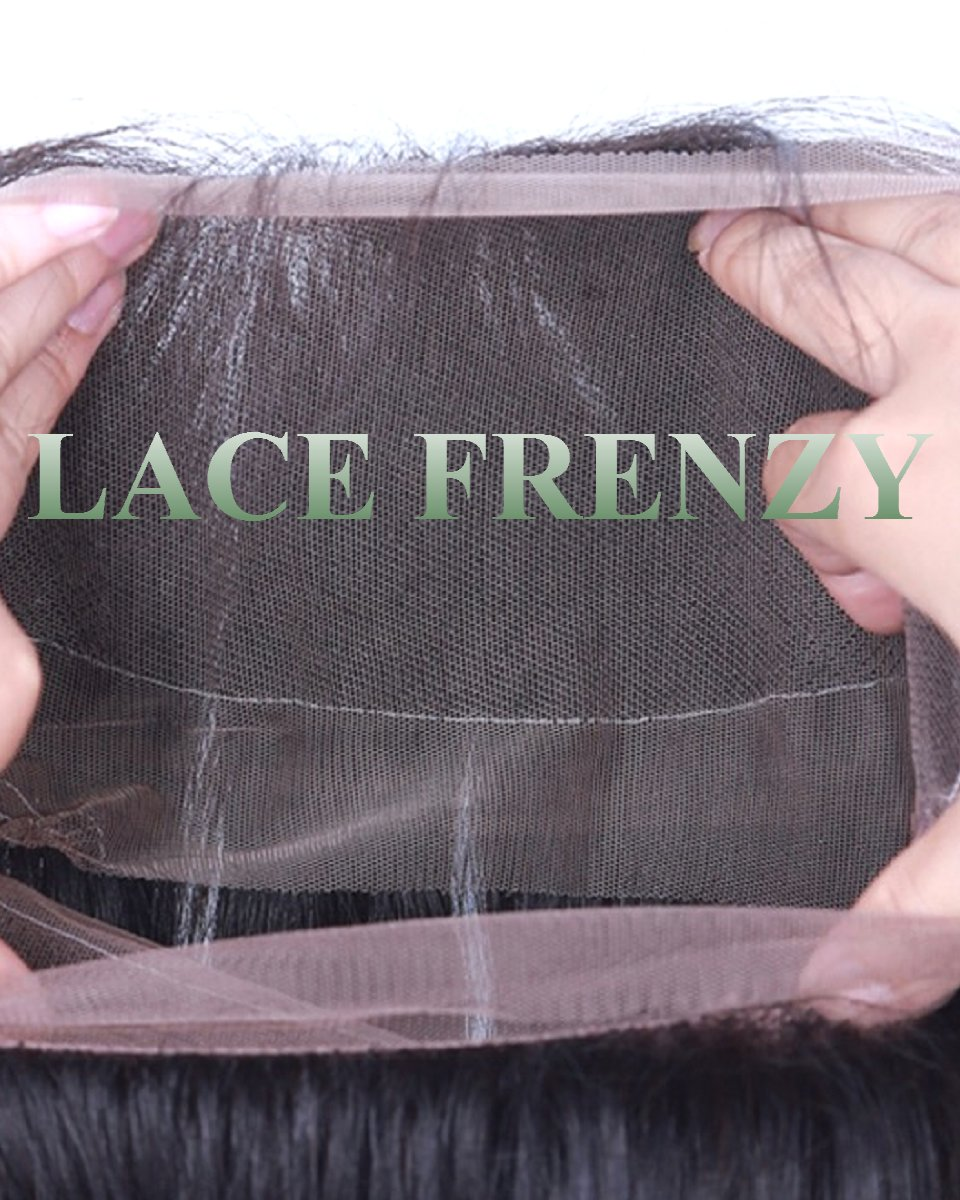360 Band Lace Frontal