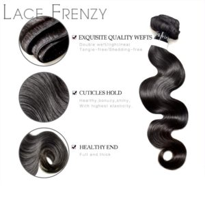 LACE FRENZY WIG WEFT QUALITY BANNER