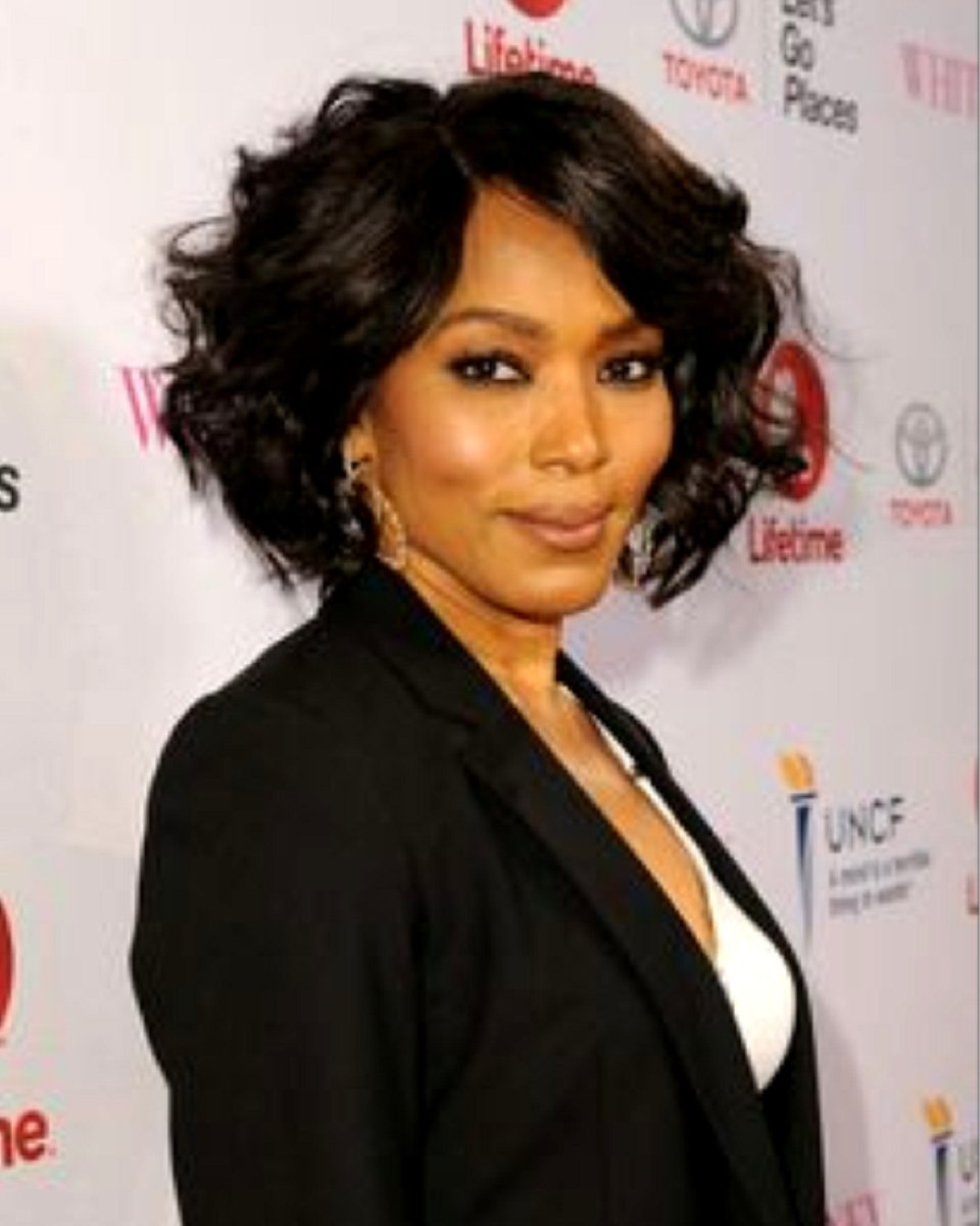 angela bassett- body curl- custom celebrity lace wig