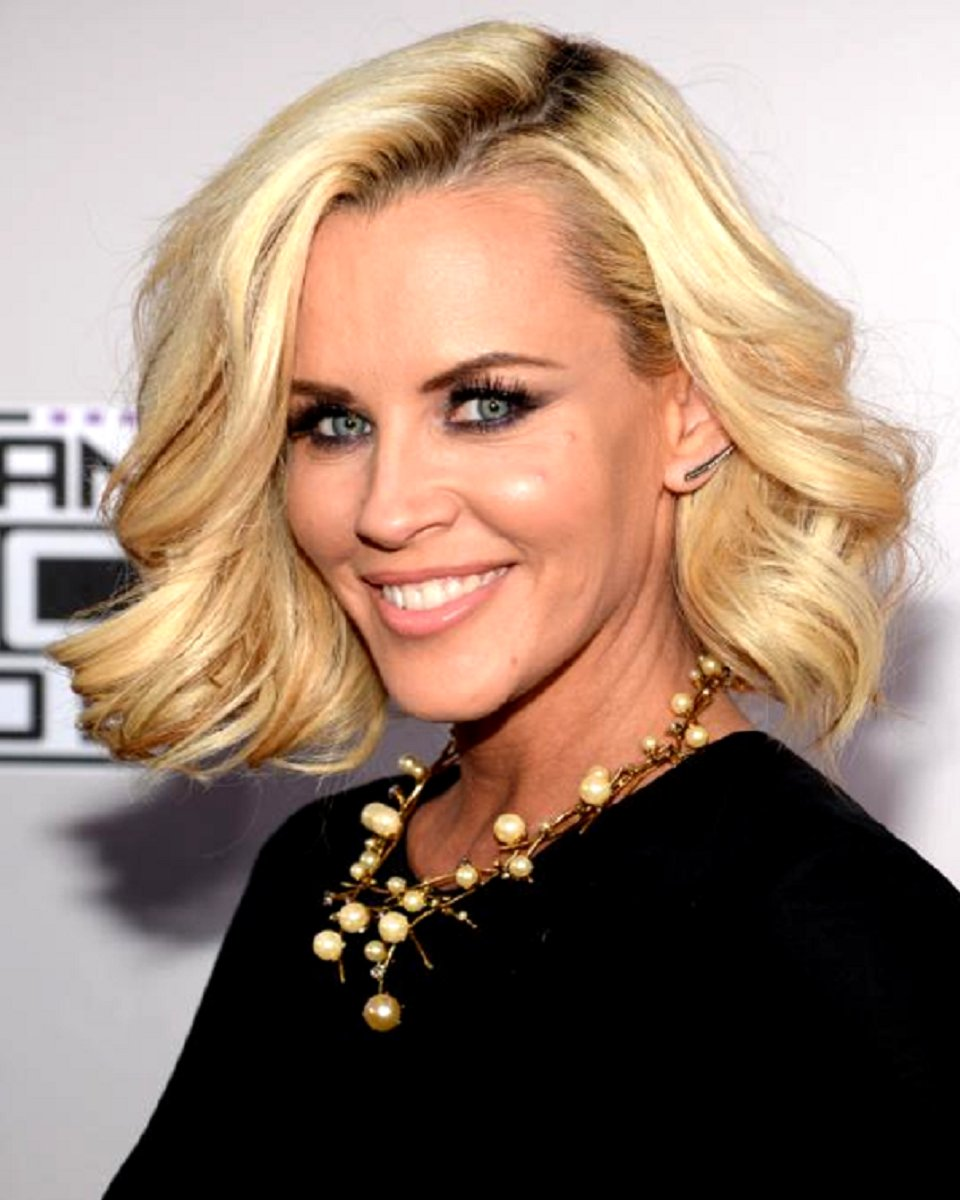 Jenny Mccarthy Loose Curly Custom Celebrity Lace Wig