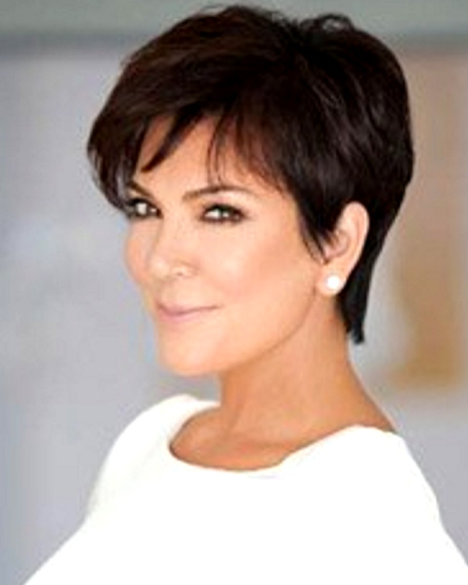 Kris Jenner - Short - Custom Celebrity Lace Wig | Lace Frenzy Wigs